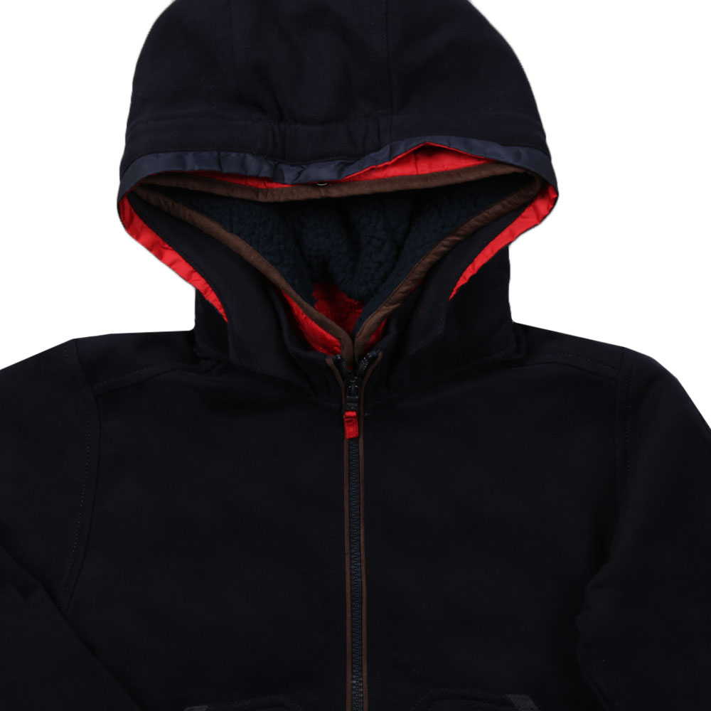 Lined Hood Full Zip Hoody main image