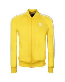 Adidas Originals Mens Yellow SST Track Top