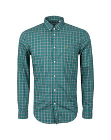 Lacoste Mens Green CH9878 LS Shirt