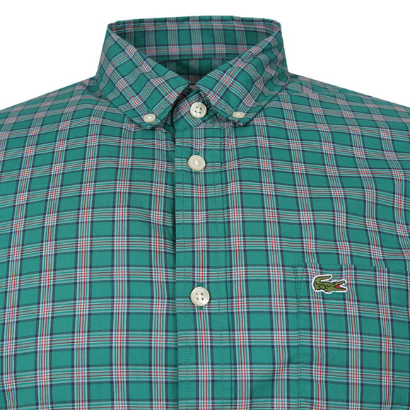 Lacoste Mens Green CH9878 LS Shirt main image