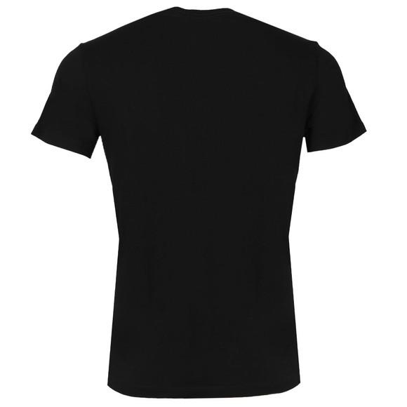 Diesel Mens Black Diego HE T Shirt main image