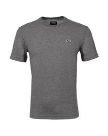 Lacoste Sport Mens Grey TH7618 Plain T-Shirt