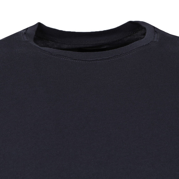 Diesel Mens Blue Rivers T Shirt main image