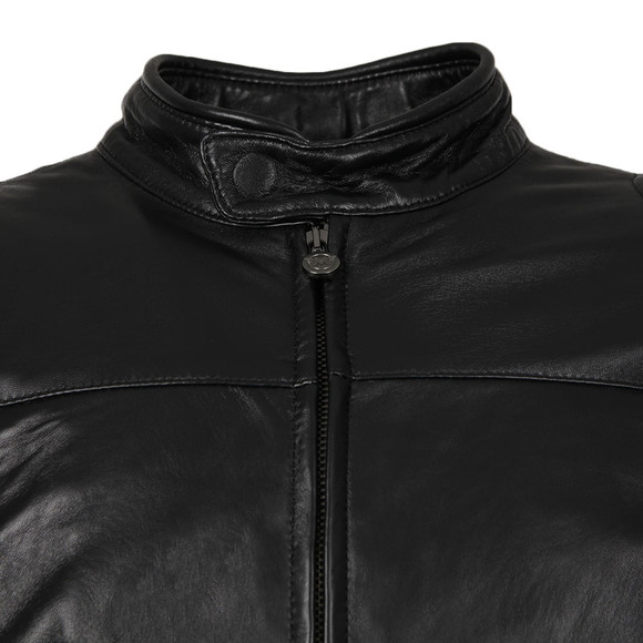 Matchless Mens Black Model X  Reloaded Leather Blouson main image