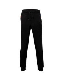 Luke Mens Black Robson Jogger