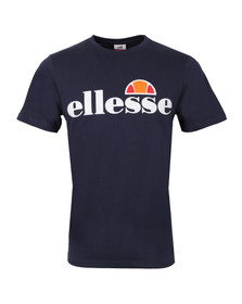 Ellesse Mens Blue Quattro Venti T Shirt