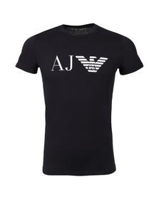 Armani Jeans Mens Blue 8N6T99 Logo T Shirt