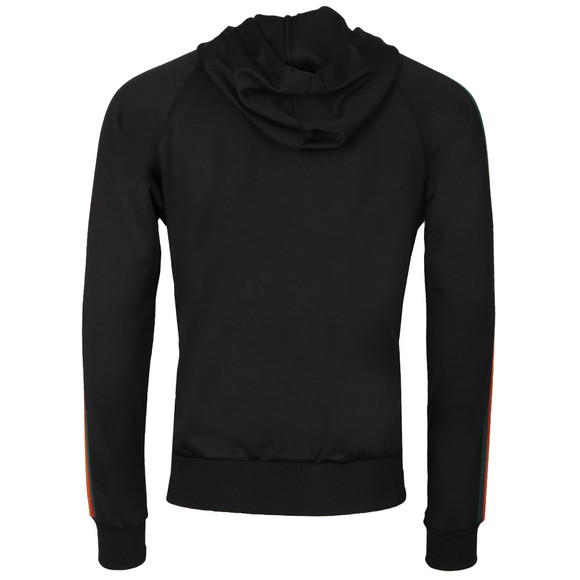 Luke Mens Black Dalgliesh Full Zip Sweat main image