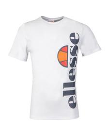 Ellesse Mens White Fissore T  Shirt