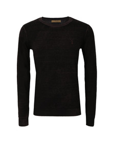 Pearly King Mens Brown Quincy Knit