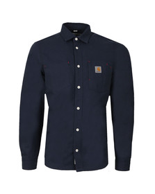 Carhartt Mens Blue Tony Shirt