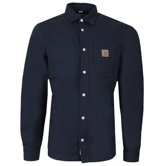 Carhartt Mens Blue Tony Shirt main image