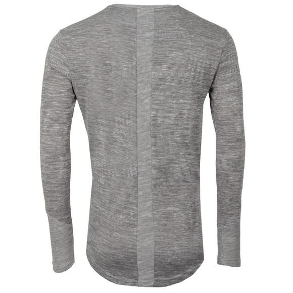 Project X Paris Mens Grey Pull Long Sleeve T Shirt main image