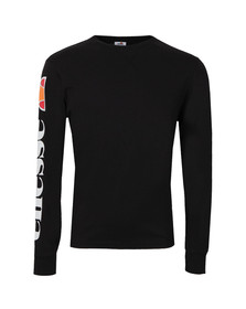 Ellesse Mens Grey Pericoli Long Sleeve T Shirt