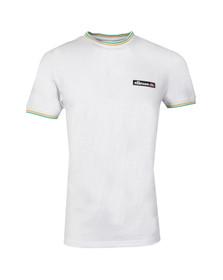 Ellesse Mens White Basilicata T Shirt
