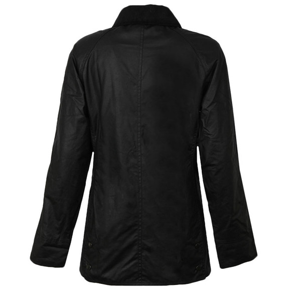 Barbour Lifestyle Womens Black Beadnell Wax Jacket  main image