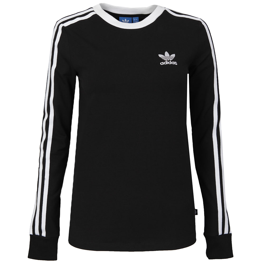 3 Stripes Long Sleeve T Shirt main image