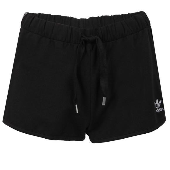 Adidas Originals Womens Black Slim Shorts main image