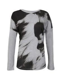 Barbour International Womens Grey Fins T-Shirt