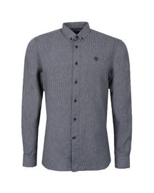 Henri Lloyd Mens Blue L/S Lagan Shirt
