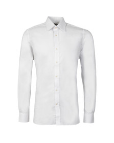Ted Baker Mens White Morrell Endurance Timeless Shirt