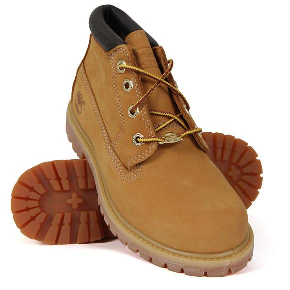 Timberland Womens Beige Nellie Waterproof Chukka Boot main image