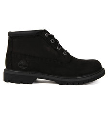 Timberland Womens Black Nellie Waterproof Chukka Boot