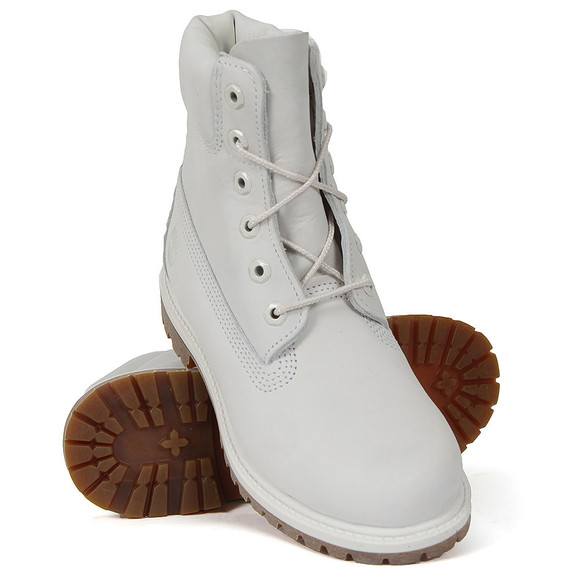 Timberland Womens Grey 6 Inch Premium Boot main image