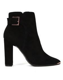 Ted Baker Womens Black Maryne Pointed Ankle Boot