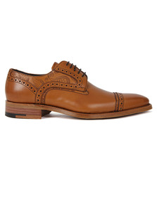 Barker Mens Brown Haig Shoe