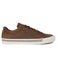K Swiss Mens Brown Bridgeport Trainer