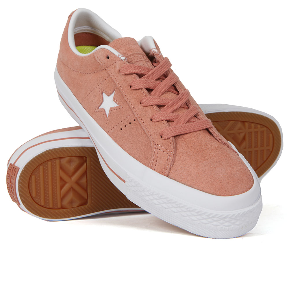 One Star Suede Ox  main image