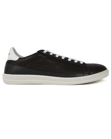Diesel Mens Black S-Naptik Trainer