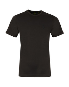 Luke Mens Green S/S Charmer Tee