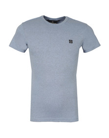 Duck & Cover Mens Blue S/S Bond Tee