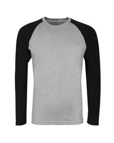 Carhartt Mens Grey Long Sleeve Dodgers T Shirt