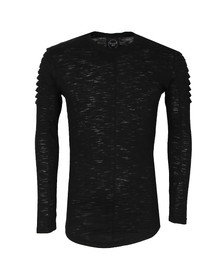 Project X Paris Mens Black Long Sleeved T-Shirt