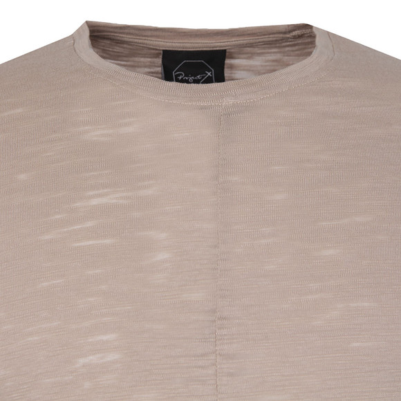 Project X Paris Mens Beige Long Sleeved T-Shirt main image