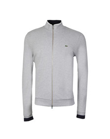 Lacoste Mens Blue SH9592 Full Zip Sweat