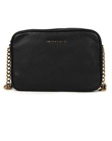 Michael Kors Womens Black Bedford Large EW Crossbody Bag