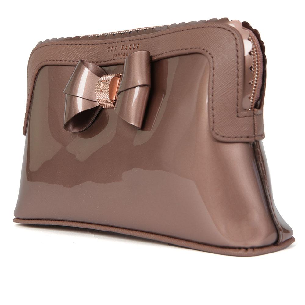 Elden Scallop Edge Make Up Bag main image