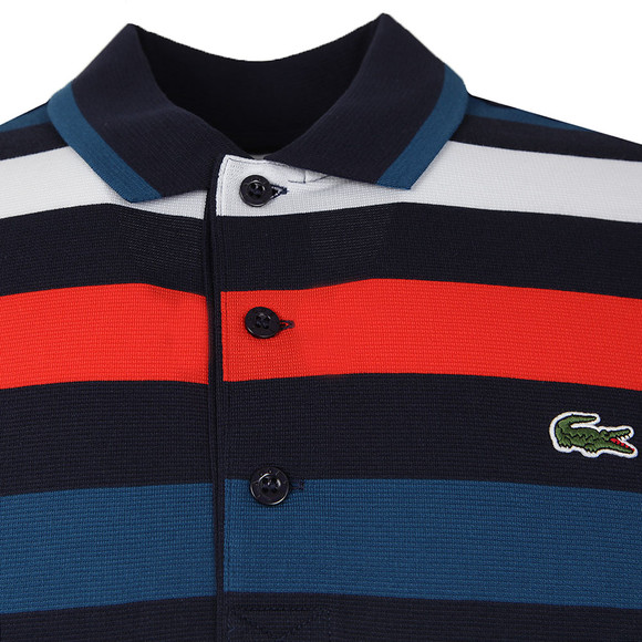 Lacoste Sport Mens Multicoloured S/S YH9324 Polo main image