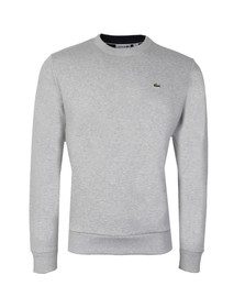 Lacoste Mens Blue SH9557 Crew Neck Sweat