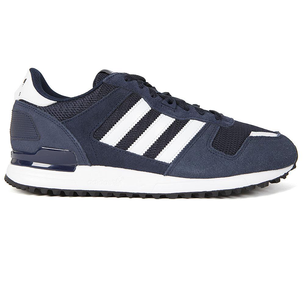9d1ff669ed505 adidas Originals Mens Blue ZX 700 Trainers
