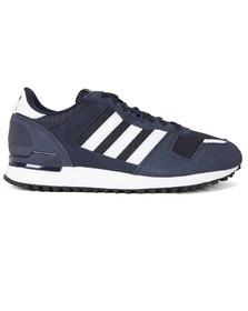 Adidas Originals Mens Blue ZX 700 Trainers
