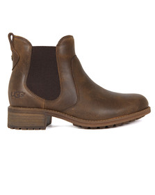 Ugg Womens Brown Bonham Ankle Boot