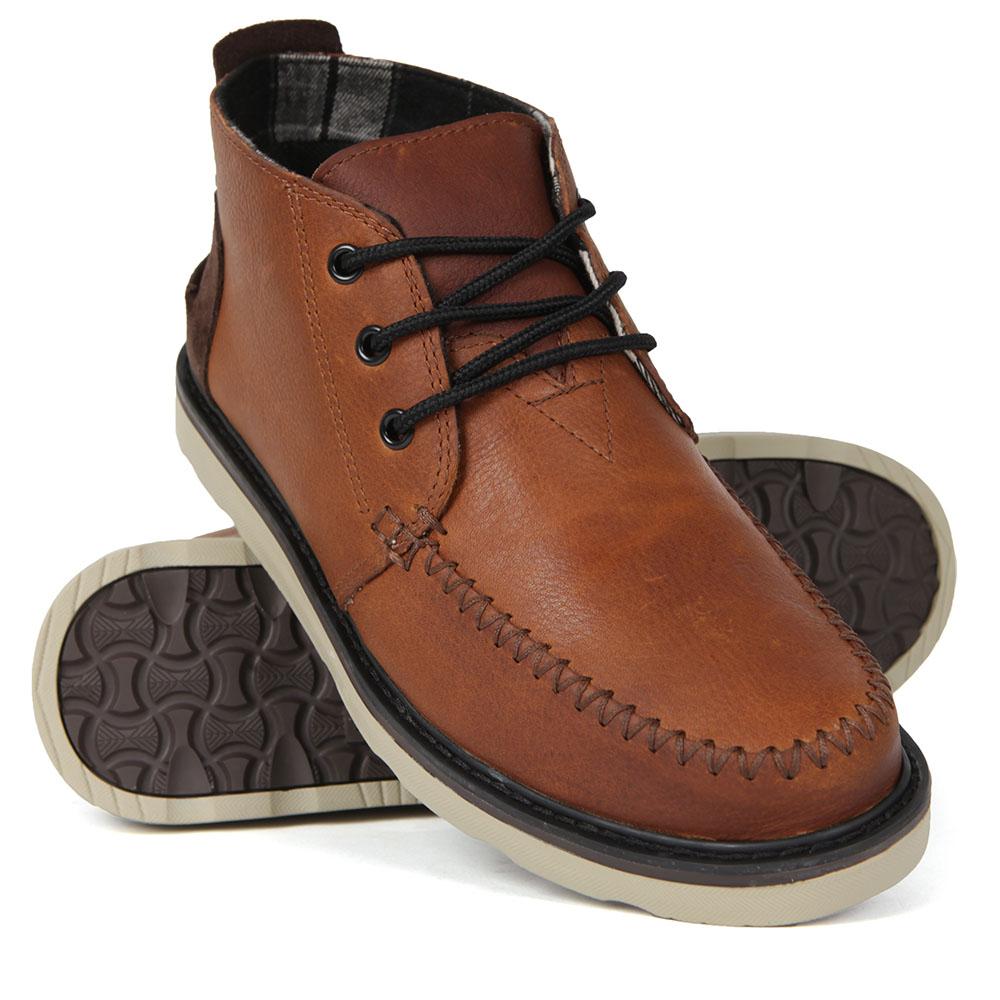 Waterproof Leather Chukka Boot main image