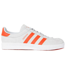 Adidas Originals Mens Grey Topanga Trainer