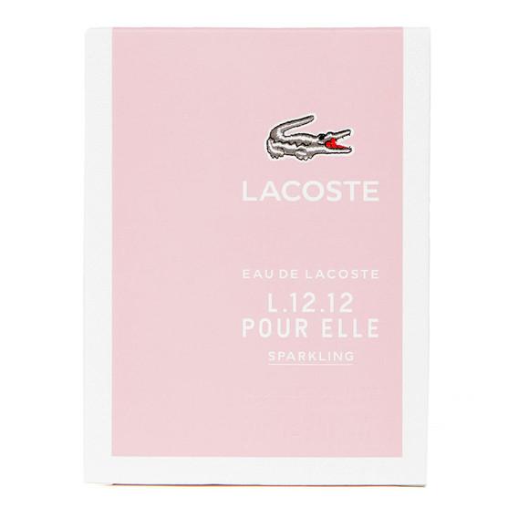 Lacoste Womens Pink L1212 Pour Elle EDT