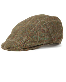 Barbour Lifestyle Mens Green Crief Cap